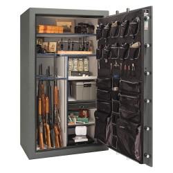 Liberty Safe - AS50-GTT - 28 cu. ft. Gun Safe, 1125 lb. Net Weight, 1/2 hr. Fire Rating, Combination/Key Lock Style