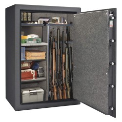 Liberty Safe - BB64-GTT-E - 29.9 cu. ft. Gun Safe, 735 lb. Net Weight, 1/2 hr. Fire Rating, Electronic Lock Style