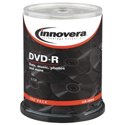 Imation - IVR46890 - DVD-R Disc, 4.70 GB Capacity, 16x Speed