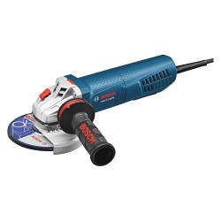 Bosch - GWS13-50PD - 5 Angle Grinder 13 Ampw/ No Lock-on Paddle Sw