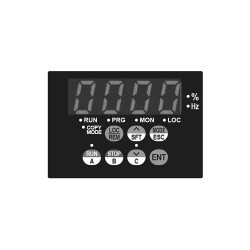 Telemecanique / Schneider Electric - VW3A21101 - Remote Display, For Use With ATV21