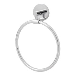 Speakman - SA-2004 - 8-7/16H x 1-5/8D Polished Chrome Towel Ring, Neo Collection