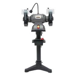 JET Tools / Walter Meier - 577102K - 8 Bench Grinder, 115V, 1 HP, 3450 Max. RPM, 5/8 Arbor, 12 Amps
