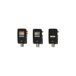 GFG Instrumentation - 2811-720-002 - Transmitter, H2S, LCD, 7.63 in H, Black