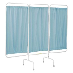 R&B Wire Products - PSS-3/AML/GG - 3 Panel, 81 x 67 Privacy Screen, Green