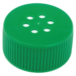 Chemglass - 229391 - CELLTREAT Scientific Products 229391 Vented Cap for Roller Bottles, sterile, 24/cs