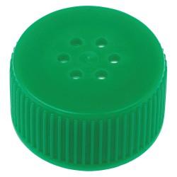 Chemglass - 229473 - CELLTREAT Scientific Products 229473 Bio-Reaction Centrifuge Vented Tube Cap, 15 mL, Bag, Sterile; 100/Cs