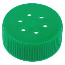 Chemglass - 229477 - CELLTREAT Scientific Products 229477 Bio-Reaction Centrifuge Vented Tube Cap, 50 mL, Bag, Sterile; 100/Cs