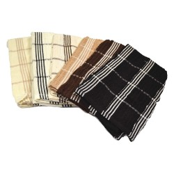 R&R Textile Mills - 71561 - Kitchen Towel, Cotton, 15 in. W, PK144