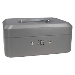 Barska - CB11784 - Barska CB11784 Small 8-inch Cash Box with Combination Lock
