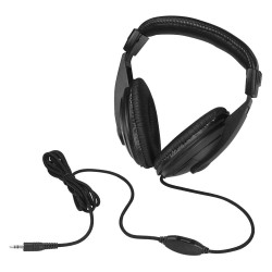 Barska - AF12274 - Barska AF12274 Adjustable Padded Over-The-Ear Metal Detector Headphones