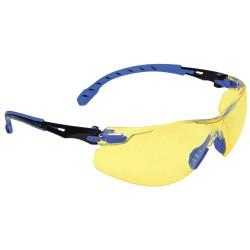 3M - S1103SGAF - 3M S1103SGAF Solus 1000 Series Safety Glasses; Blue and Bla...