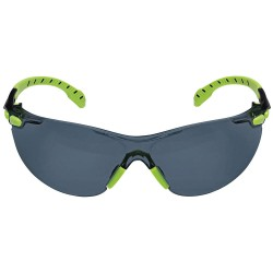 3M - S1202SGAF - 3M S1202SGAF 3M Solus 1000 Series Safety Glasses; Green and...