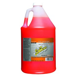 Sqwincher - 040204-OR - Orange Liquid Concentrate Sports Drink Mix, Package Size: 1 gal., Yield: 6 gal., 4 PK