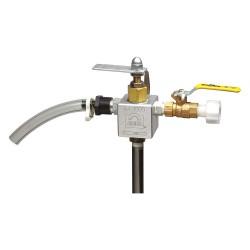 Eriez - 84-1000E - Drum Top Coolant Mixer, 3 GPM