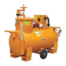 Eriez - 201314698G2 - Sump Cleaner, 14 Amps, 2 Hose Dia., Polyvinyl Chloride