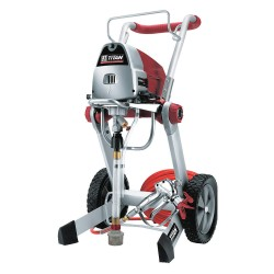 Wagner Spray Tech - 0516013A - Airless Paint Sprayer, 3/4 HP, 0.34 gpm Flow Rate, Operating Pressure: 3000 psi