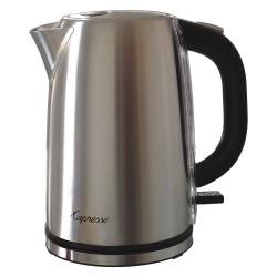 Capresso - 277.05 - 57 oz. Single Water Kettle, Stainless Steel