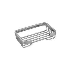 Taymor - 05-SN1083S - 1D x 3-1/2W x 5H Satin Nickel Brass Shower Basket