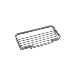 Taymor - 05-SN1083L - 1D x 4-1/4W x 8-1/2H Satin Nickel Brass Shower Basket