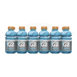 Gatorade - 10052000120070 - Ready to Drink, Regular, 24 Package Quantity