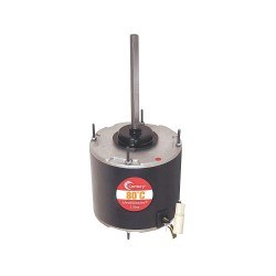 A.O. Smith - FEH1076SU - 3/4 HP Condenser Fan Motor, Permanent Split Capacitor, 1075 Nameplate RPM, 460 Voltage, Frame 48