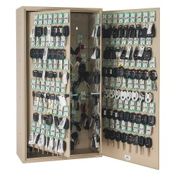 MMF Industries - 201030003 - Steelmaster Fob Key Cabinet 310 Key Capacity