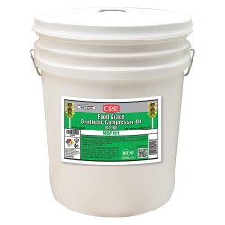 CRC - 04543 - 5 gal. Pail of Compressor Oil