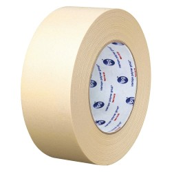 Intertape Polymer - 87217G - Masking Tape, 54.8m x 18mm, Natural, 5.00 mil, Package Quantity 48