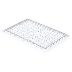 Akro-Mils / Myers Industries - 35241SCLAR - Clear Lid, 23-3/4 L x 15-3/4