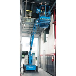Genie (Terex) - Z-34/22 N - Aerial Work Platform, Yes Drive, DC Power Source, 40 ft. Max. Work Height, 500 lb. Load Capacity
