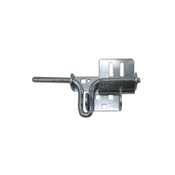 Allstar - G100-A2 - Lock, Includes Lockout Plate, Galvanized