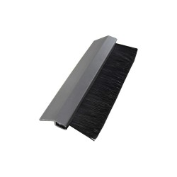 American Garage Door - BN4781-8 - Brushseal, Includes 1 in. Brush/8 ft. L