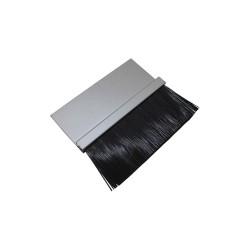 American Garage Door - BPS155-8 - Brushseal, 1-1/2 in. Strip Holder/8 ft. L