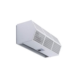 Berner - CHC10-1048EJ-080-3X-G - Air Curtain, 4 ft. Max. Door Width, 10 ft. Max. Mount Ht., 67 dBA @ 10 Feet, 3500 fpm