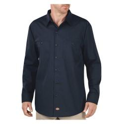 Dickies - LL516DN - Long Sleeve Work Shirt, Dark Navy, S