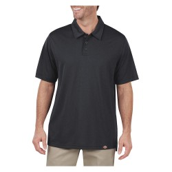 Dickies - LS425DC - Short Sleeve Polo, Charcoal, S