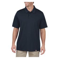 Dickies - LS425DN - Short Sleeve Polo, Dark Navy, S