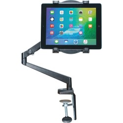 CTA Digital - PAD-TAM - CTA Digital Mounting Arm for Tablet PC, iPad - 12 Screen Support - 2.20 lb Load Capacity