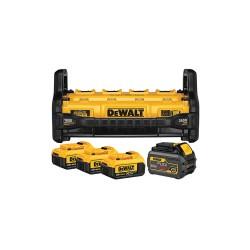 Dewalt - DCB1800M3T1 - DeWALT DCB1800M3T1 FLEXVOLT 120-Volt 1, 800-Watt Portable Power Station