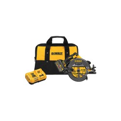 Dewalt - DCS575T1 - 7-1/4 FLEXVOLT Cordless Circular Saw Kit, 60.0 Voltage, 5800 No Load RPM, Battery Included
