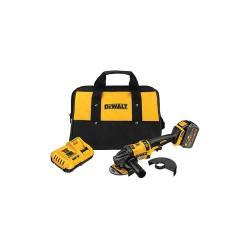Dewalt - DCG414T1 - 6 FLEXVOLT Cordless Angle Grinder Kit, 60.0 Voltage, 9000 No Load RPM, Battery Included
