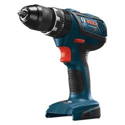 Bosch - HDS181AB - Bosch HDS181AB 18-Volt 1/2-Inch Lithium-Ion Hammer Drill/Driver - Bare Tool