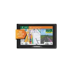 Garmin - DRIVE50LM - 0.8 x 5.5 x 3.3 GPS Navigator, Black