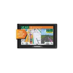 Garmin - DRIVE50LMC - 0.8 x 5.5 x 3.3 GPS Navigator, Black