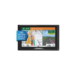 Garmin - DRIVE50LMT - 0.8 x 5.5 x 3.3 GPS Navigator, Black