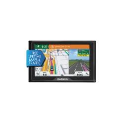 Garmin - DRIVE50LMTC - 0.8 x 5.5 x 3.3 GPS Navigator, Black
