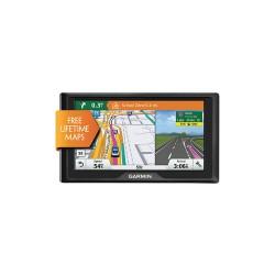 Garmin - DRIVE60LM - 0.8 x 6.7 x 3.7 GPS Navigator, Black