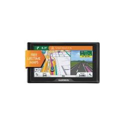 Garmin - DRIVE60LMC - 0.8 x 6.7 x 3.7 GPS Navigator, Black