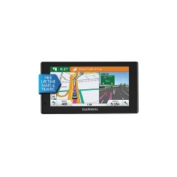 Garmin - DRIVE60LMTC - 0.8 x 5.5 x 3.3 GPS Navigator, Black